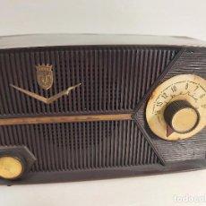 Radios de válvulas: RADIO IBERIA B 150. Lote 275201403