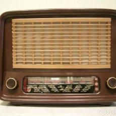 Radios de válvulas: RADIO ESPAÑOLA CLARIÓN. Lote 275289248