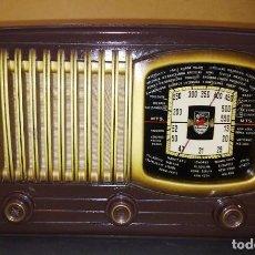 Radios de válvulas: RADIO ESPAÑOLA CLARIÓN. Lote 275290323