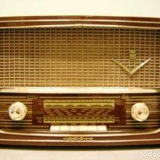 Rádios de válvulas: RADIO ESPAÑOLA IBERIA. Lote 275293598