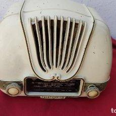 Radios à lampes: RADIO DE VALVULAS Y BAQUELITA. Lote 275320833