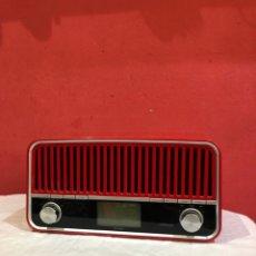 Rádios de válvulas: RADIO MARCA SUNSTECH RBRBT3500 . AM/FM CON BLUETOOTH. Lote 275494663