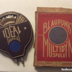 Radios de válvulas: BLAUPUNKT MULTIDYN SPULE ,AÑO 1925,IDEAL COLECCIONISTAS DE RADIO. Lote 275500668