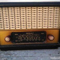 Radio a valvole: ANTIGUA RADIO DE VALVULAS PARA REPARAR O ESPOSICION. Lote 275550433