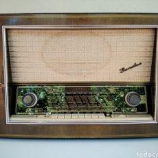 Radios de válvulas: RADIO VINTAGE BLAUPUNKT BARCELONA.. Lote 275677213