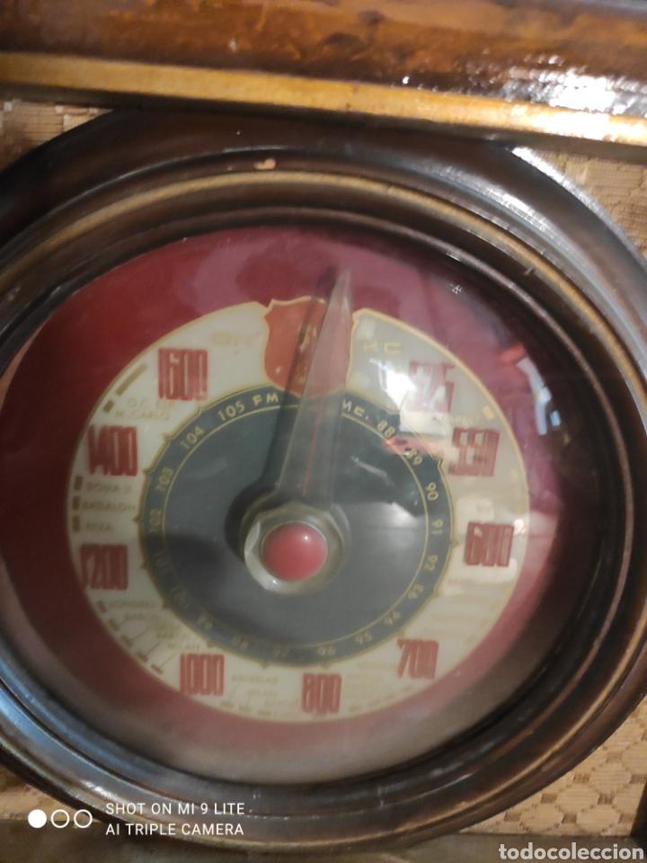Radios de válvulas: Radio vintage - Foto 2 - 275792478