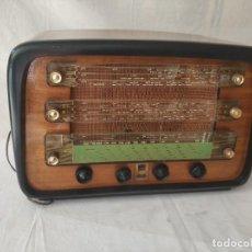 Radios de válvulas: ANTIGUA RADIO VALVULAS IBERIA MODELO H-12651 AÑOS 50. Lote 276064208