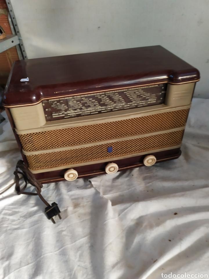 Radios de válvulas: Antigua radio de válvulas - Foto 2 - 276151188