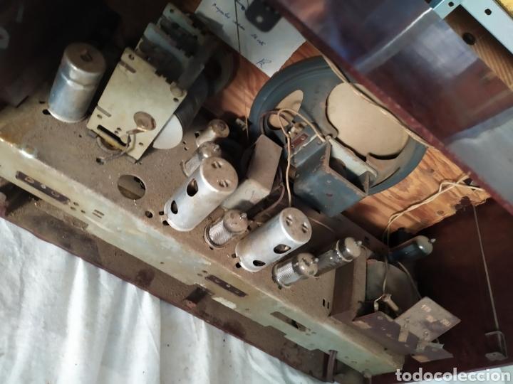 Radios de válvulas: Antigua radio de válvulas - Foto 3 - 276151188