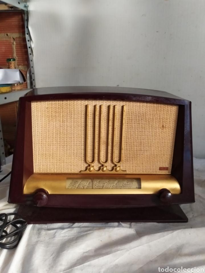 Radios de válvulas: Raga radio antigua de válvulas ducretet Thomson - Foto 2 - 276151253