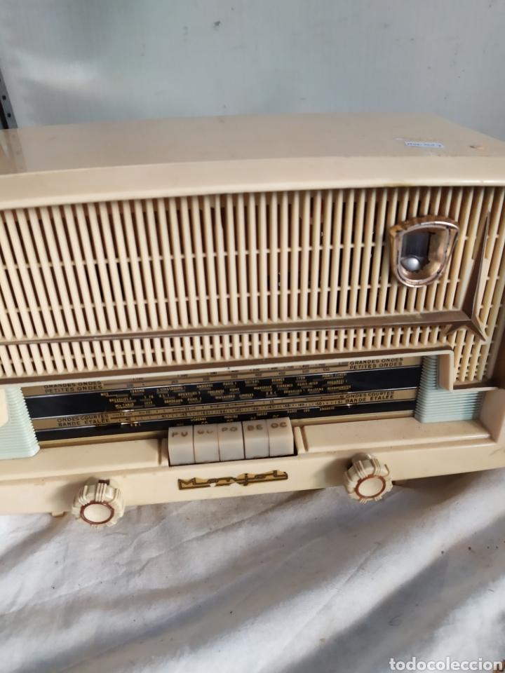Radios de válvulas: Antigua radio de válvulas baquelita - Foto 2 - 276151358