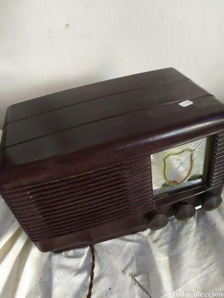 Radios de válvulas: Preciosa radio antigua de válvulas sonora - Foto 2 - 276151543