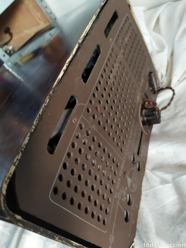 Radios de válvulas: Preciosa radio antigua de válvulas sonora - Foto 3 - 276151543