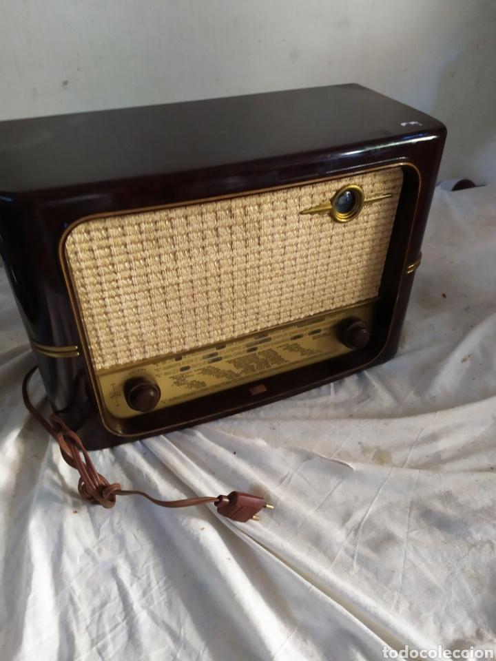 Radios de válvulas: Maravillosa radio antigua de válvulas - Foto 2 - 276151753