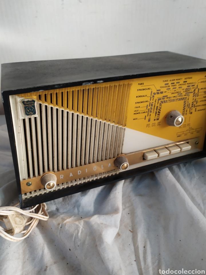 Radios de válvulas: Pequeña radio antigua de válvulas radialva - Foto 2 - 276152548