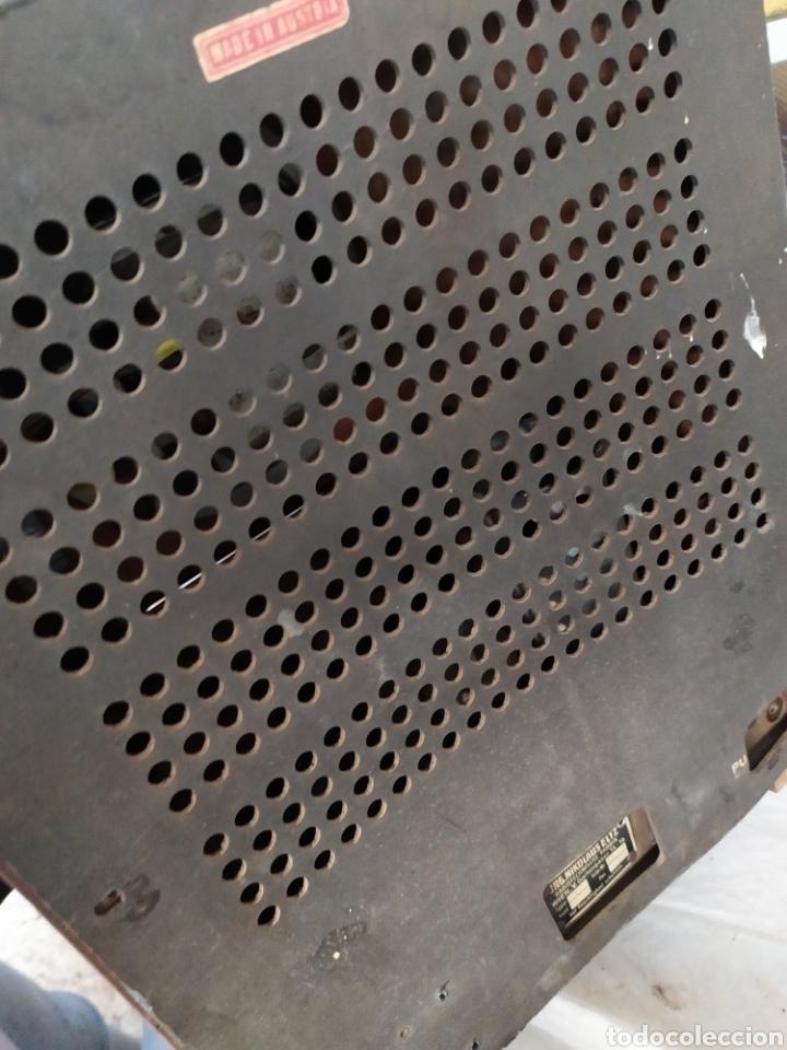 Radios de válvulas: Antigua radio de catedral de válvulas años 20 - Foto 4 - 276152618