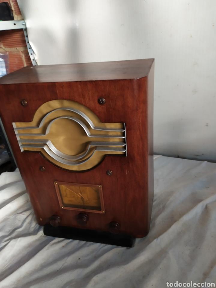 Radios de válvulas: Impresionante radio antigua de válvulas - Foto 3 - 276152678
