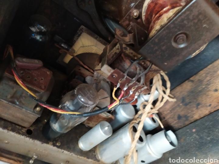 Radios de válvulas: Impresionante radio antigua de válvulas - Foto 4 - 276152678
