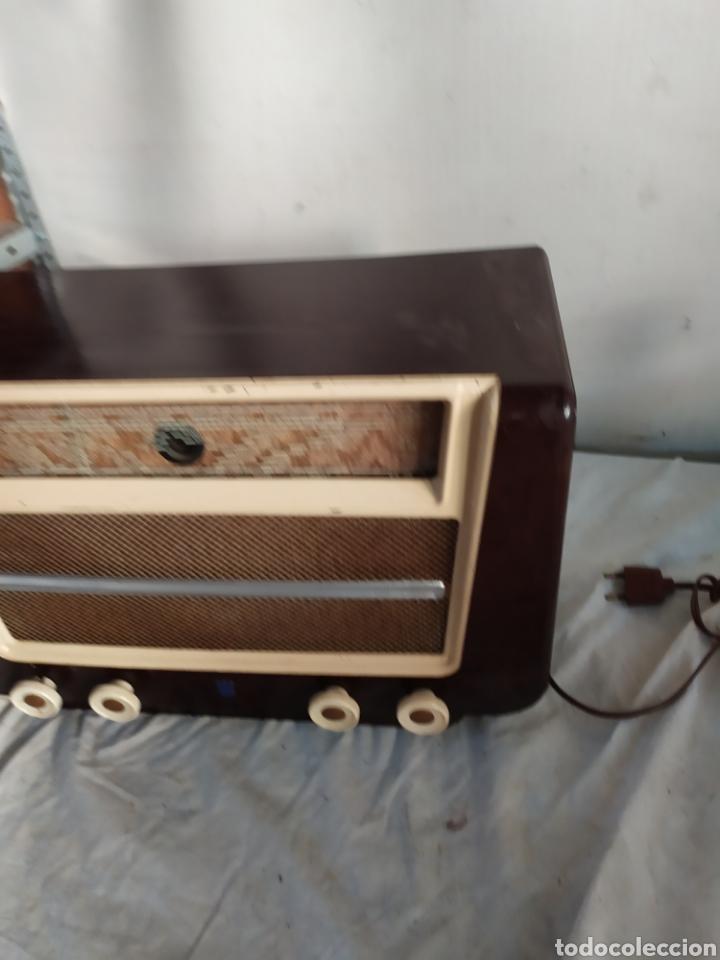 Radios de válvulas: Antigua radio de válvulas - Foto 2 - 276152783