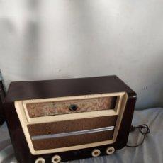 Radios de válvulas: ANTIGUA RADIO DE VÁLVULAS. Lote 276152783