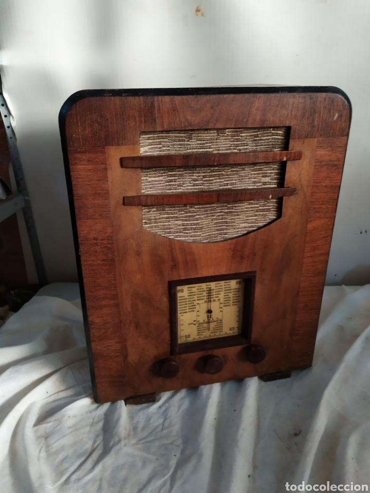 Radios de válvulas: Gran radio de válvulas años 20 - Foto 2 - 276152973