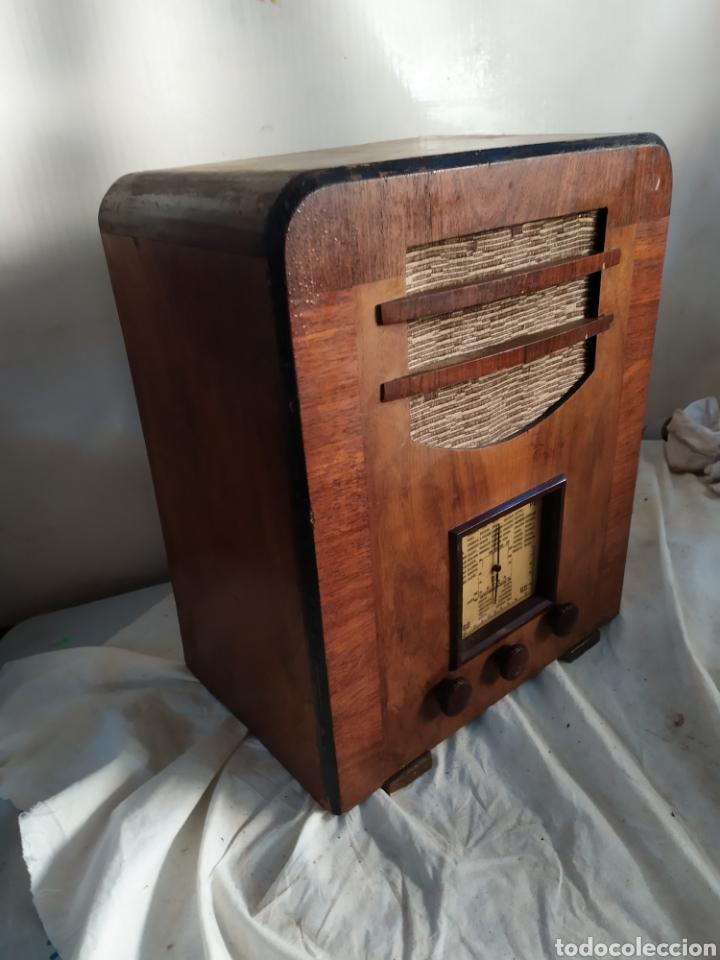 Radios de válvulas: Gran radio de válvulas años 20 - Foto 3 - 276152973