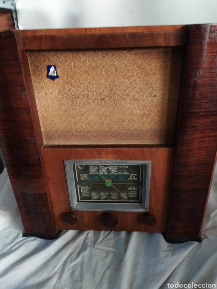 Radios de válvulas: Importante radio antigua de válvulas Dalton - Foto 2 - 276153063