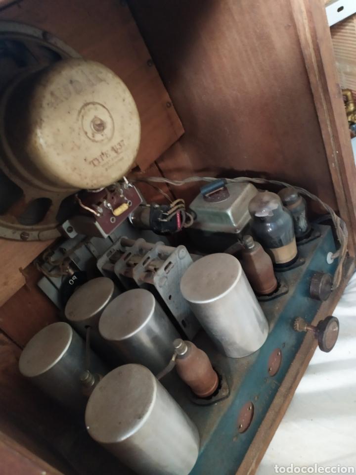 Radios de válvulas: Importante radio antigua de válvulas Dalton - Foto 4 - 276153063