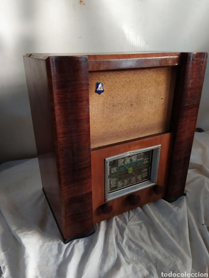 IMPORTANTE RADIO ANTIGUA DE VÁLVULAS DALTON (Radios, Gramófonos, Grabadoras y Otros - Radios de Válvulas)