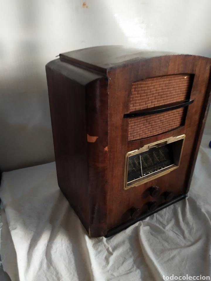 ANTIQUÍSIMA RADIO CATEDRAL DE VÁLVULAS (Radios, Gramófonos, Grabadoras y Otros - Radios de Válvulas)