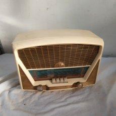 Radios de válvulas: PEQUEÑA RADIO ANTIGUA DE VÁLVULAS. Lote 276154088