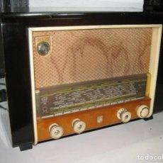Radios de válvulas: RADIO ANTIGUA FRANCESA. PHILIPS. Lote 276405868