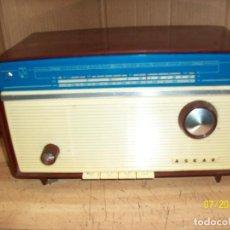 Radios de válvulas: RADIO ASKAR-MODELO AE 1223 A- AÑO 1962. Lote 276580358