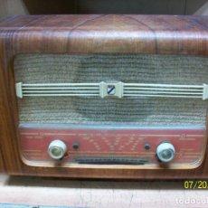 Radios de válvulas: RADIO CASTILLA-MODELO H 225 A. Lote 276580793