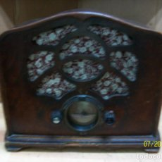 Rádios de válvulas: RADIO EMERSON-MODELO U 6 L-AÑOS 1930- AMERICANA. Lote 276580943
