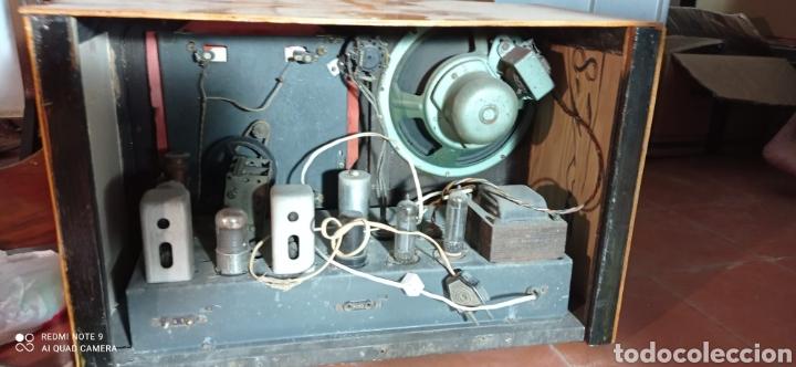Radios de válvulas: Radio vintage - Foto 3 - 275792478