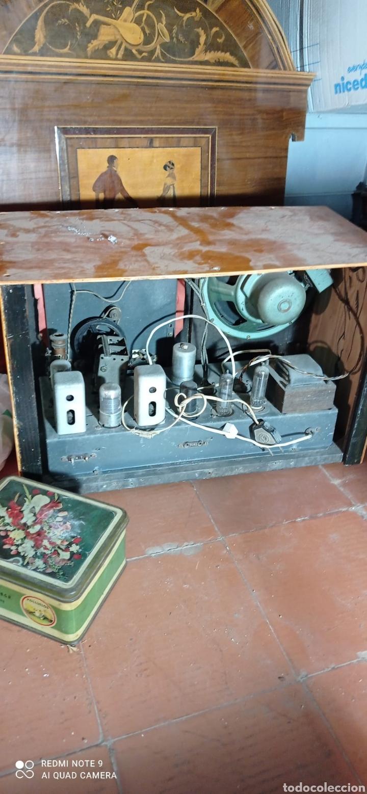 Radios de válvulas: Radio vintage - Foto 4 - 275792478