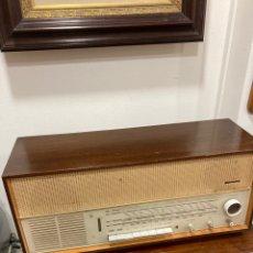 Radios de válvulas: RADIO GRUNDIG ANTIGUA. Lote 276755478