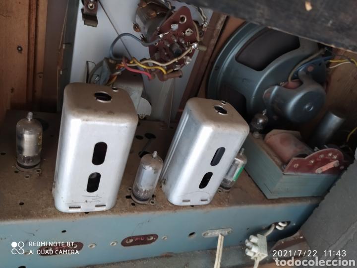 Radios de válvulas: Preciosa radio antigua - Foto 5 - 276795233