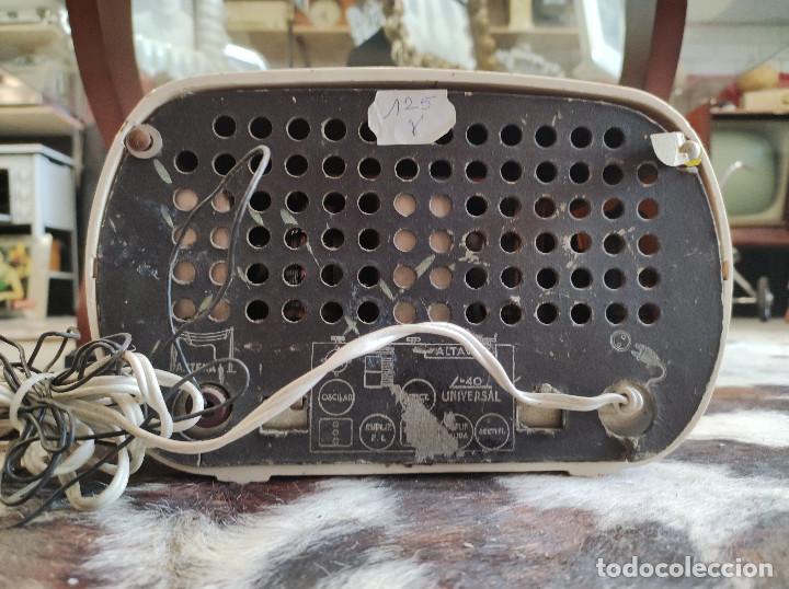 Radios de válvulas: ANTIGUA RADIO - Foto 4 - 276795903