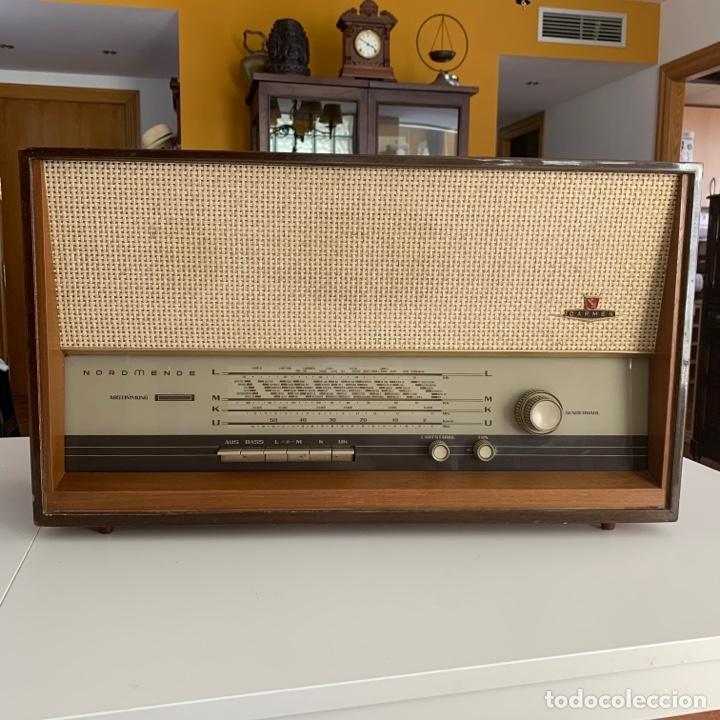 RADIO NORDMENDE I 180 (Radios, Gramófonos, Grabadoras y Otros - Radios de Válvulas)