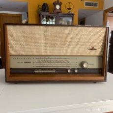 Radios de válvulas: RADIO NORDMENDE I 180. Lote 276798453