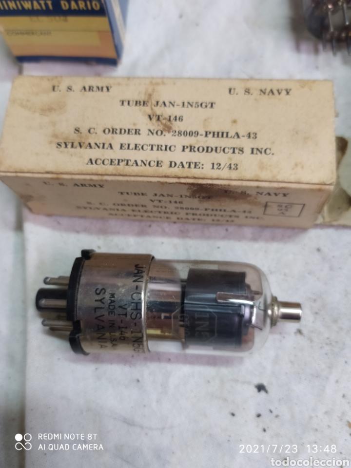 Radios de válvulas: Lotazo de 370 válvulas de radios antiguas - Foto 35 - 276799898