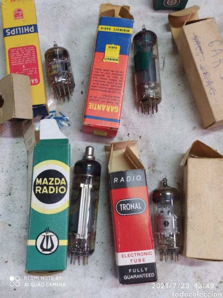 Radios de válvulas: Lotazo de 370 válvulas de radios antiguas - Foto 37 - 276799898