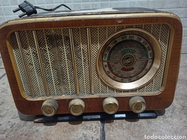 RADIO VÁLVULAS (Radios, Gramófonos, Grabadoras y Otros - Radios de Válvulas)