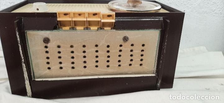 Radios de válvulas: RADIO A VALVULAS PHILIPS B2E14A - Foto 5 - 277289373
