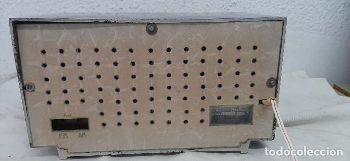 Radios de válvulas: RADIO A VALVULAS PHILIPS B2E14A - Foto 7 - 277289373