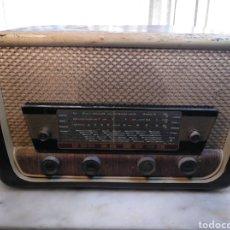 Radios de válvulas: RADIO ANTIGUA IBERIA. Lote 277522543