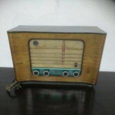 Radios de válvulas: RADIO A VÁLVULAS PHILIPS, FUNCIONANDO. Lote 278167253