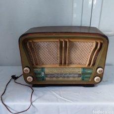 Radios de válvulas: RADIO SIDERAL,MOD.EMBRUJO. Lote 278332888